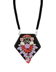 Pinko Necklaces Black