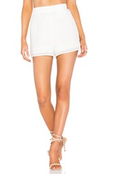 Finders Keepers Maison Short White