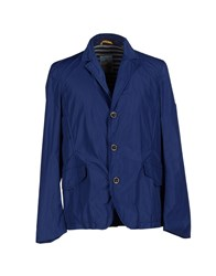 Roy Rogers Roy Roger's Suits And Jackets Blazers Men Blue