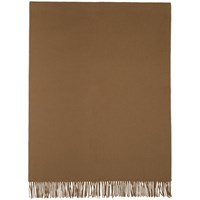 Acne Studios Brown New Canada Scarf