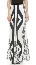 Bec And Bridge Eros Maxi Skirt Print