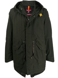 Parajumpers Masterpiece Hooded Coat 60