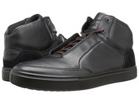 Ecco Kyle Street Boot Black Men's Lace Up Boots