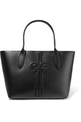 Anya Hindmarch The Neeson Leather Tote Black