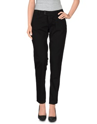 Duck Farm Casual Pants Black
