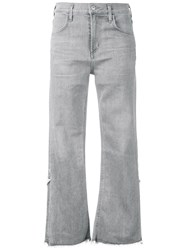 Citizens Of Humanity Drew Fray Jeans Grey