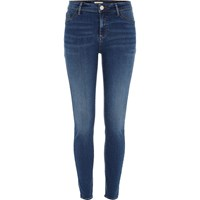 River Island Womens Mid Blue Wash Molly Jeggings