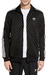 Adidas Men's Originals Triangle Dot Track Jacket