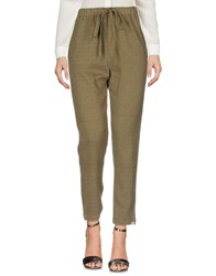 Bsbee Casual Pants Military Green