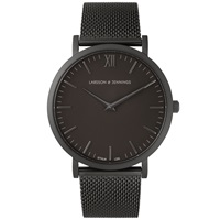 Larsson And Jennings Cm Watch Black