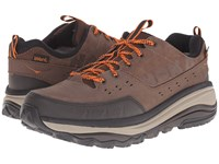Hoka One One Tor Summit Wp Brown Burnt Orange Men's Running Shoes