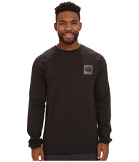 686 Frontier First Layer Shirt Black Men's Clothing