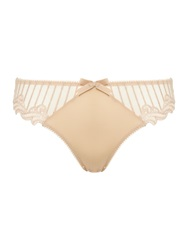Charnos Sienna Brief Nude