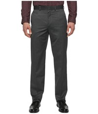 Dockers Straight Fit Performance Charcoal 1 Men's Casual Pants Gray
