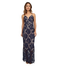 Style Stalker Visions Maxi Royal Blue Women's Dress