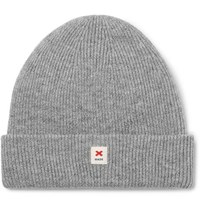 Best Made Company Cap Of Courage Ribbed Merino Wool Beanie Gray