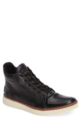 John Varvatos Men's Star Usa Barrett Creeper Mid Top Platform Sneaker