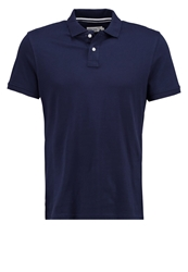Pier One Polo Shirt Navy Dark Blue