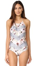 Beach Riot Amalfi Collection Jessica Swimsuit Dot