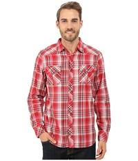 Mountain Khakis Rodeo Shirt Cardinal Men's Clothing Red