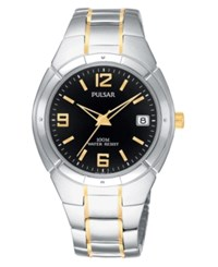 Pulsar Watch Men's Stainless Steel Bracelet Pxh172