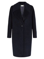 Hobbs Imogen Coat Navy Black
