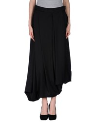 Malloni Skirts 3 4 Length Skirts Women
