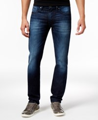 Guess Men's Slim Fit Straight Jeans Glory Blue Wash
