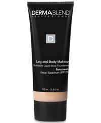 Dermablend Leg And Body Makeup Fair Nude 0N
