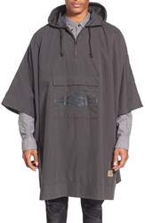 Men's Vans 'Nathan Fletcher Collection' Water Resistant Hooded Poncho
