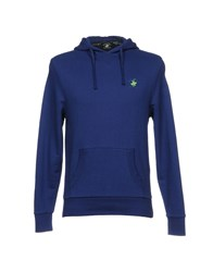 Beverly Hills Polo Club Topwear Sweatshirts Blue