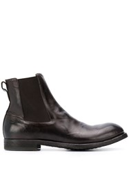 Officine Creative Chelsea Ankle Boots 60