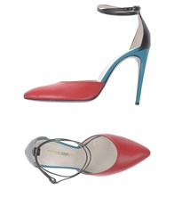 Mauro Grifoni Pumps Red