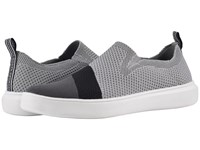 Mark Nason Cedar Grey Black Slip On Shoes Gray