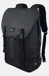 Victorinox Swiss Armyr Men's Army Flapover Backpack