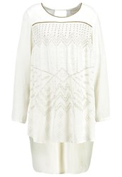 Cream Alda Tunic White Off White