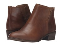 Splendid Hamptyn Coffee Crazy Horse Leather Women's Shoes Brown