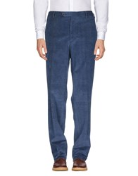 Marco Pescarolo Casual Pants Slate Blue
