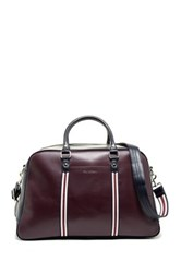 Ben Sherman Iconic Holdall Bag Blue