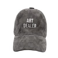 Bassigue Art Dealer Grey Cap