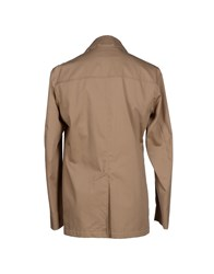 Aquascutum London Aquascutum Coats And Jackets Full Length Jackets Men Camel