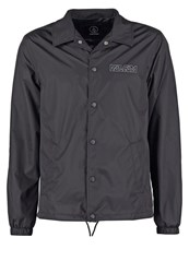 Volcom Fairmont Coaches Summer Jacket Black