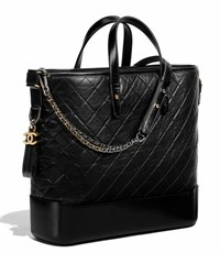 Chanel's Gabrielle Large Shopping Bag Black