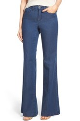 Nydj 'Claire' Stretch Trouser Jeans Regular And Petite Blue