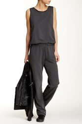 Central Park West The Beckett Romper Black
