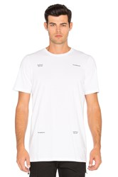 Stampd Defiance Tee White