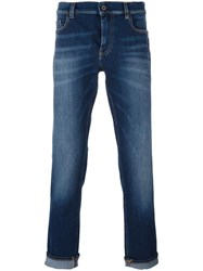Pence Regular Jeans Blue