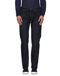 Giorgio Armani Denim Denim Trousers Men Blue