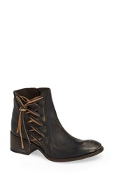 Cordani Salazar Bootie Brown Distressed Leather