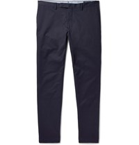 Polo Ralph Lauren Slim Fit Stretch Cotton Twill Chinos Blue